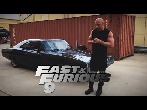 Wow! Vin Diesel Receives An Expensive Car As Birthday Gift