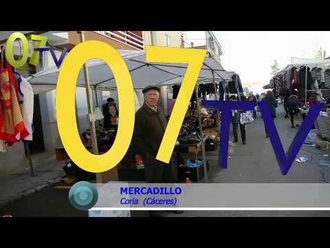 07 TV  - MERCADILLO CORIA (Cáceres)