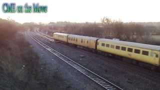 preview picture of video 'Network Rail 31233 - 3Q05 South Acton-Derby RTC 11/01/2014'