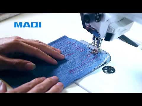 MAQI-Q4 Industrial Single Needle Lock-Stitch Sewing Machine