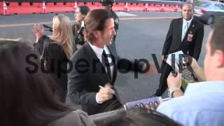 Dermot Mulroney at Jobs Premiere at Regal Cinemas in LA a...