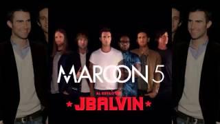 Maroon 5 Ft.J Balvin - Maps (Remix)