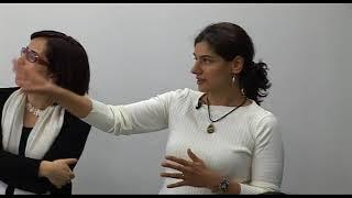 SEÇBİR Konuşmaları 15: Hülya Adak & Ayşe Yüksel – Mor Sertifika Programı – 27.03.2012