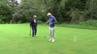 Golf Croquet Tutorial - Module 5