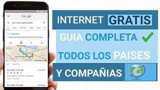 Tener INTERNET GRATIS en Android 2018 CUALQUIER Pais y Compañía   SIN ROOT
