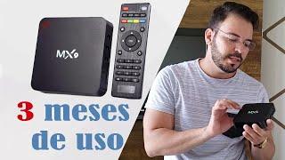 Tv Box Travada na Tela Android MXQ4k MX9 PRO Firmware Hard