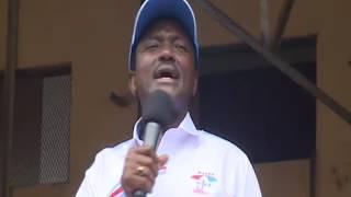 Un-Aired Exclusive: Wiper Leader-Kalonzo Musyoka challenges President Uhuru to investigate Deputy Ru