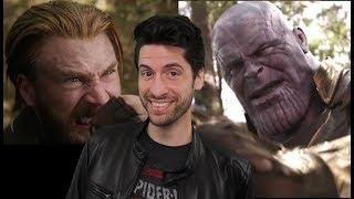 Avengers: Infinity War - Trailer 2 Review