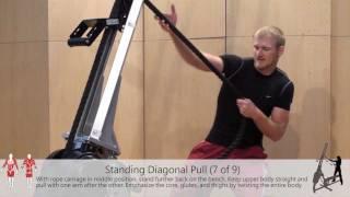 Marpo VMX Rope Trainer - Power Training Program