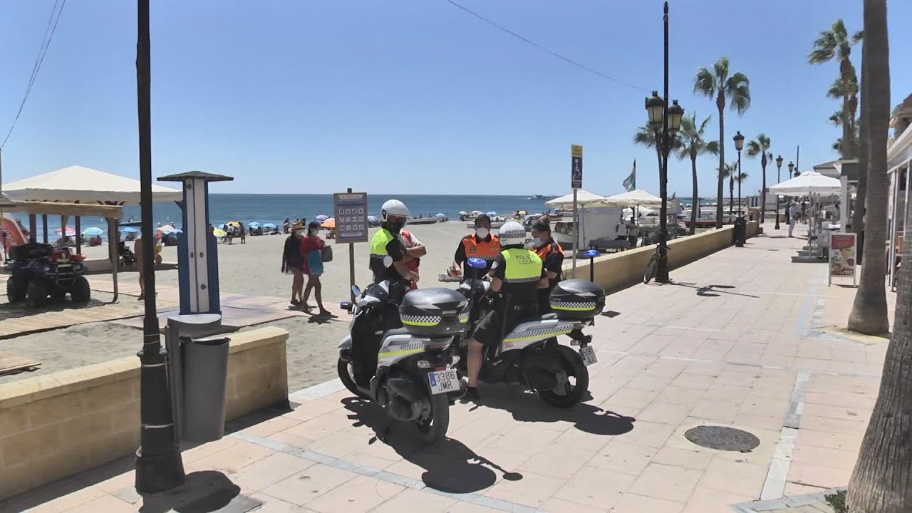 La Policía local sigue velando por el cumplimiento de las normas