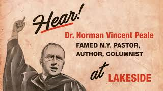 Dr  Norman Vincent Peale Lakeside September 4, 1983
