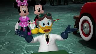 Клуб Микки Мауса - Сезон 5 эпизод 8 - Мюзикл про монстров. Часть 2 |мультфильм Disney