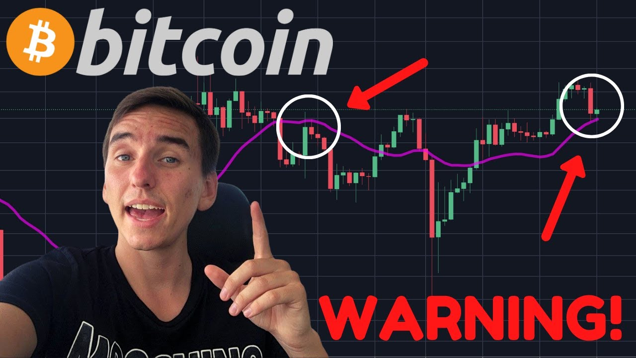 MASSIVE WARNING TO ALL BITCOIN HOLDERS!!!!! MIND-BLOWING CHART!!!