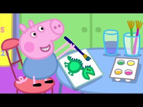 super popular 4f19e fe60c Peppa Pig Italiano - L'asilo Mamma Pig Al Lavoro ...