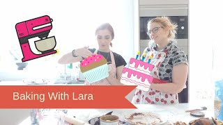 Trying To Follow a How To Cake It Tutorial W/ Lara!