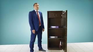 Сейф бухгалтерский МБ-70