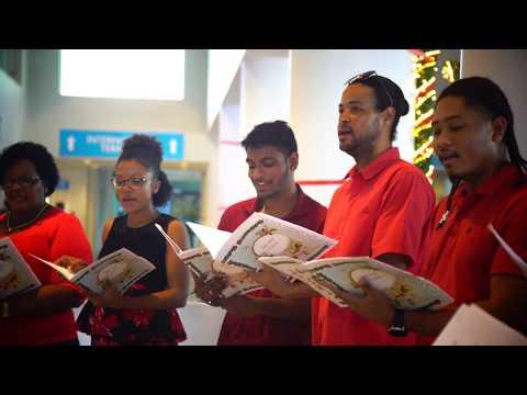 כריסמס חם בסיישל: שירי מזמורי חג המולד