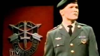 Sgt. Barry Saddler - Ballad of the Green Beret