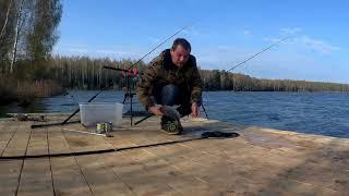 Рыбалка в клинском районе зубово