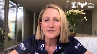 Melbourne Vixens Coach - Simone McKinnis