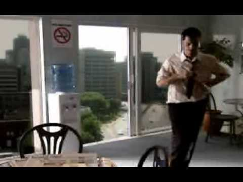 Funny video commercial - Smoking can damage your health