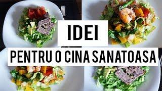IDEI PENTRU O CINA SANATOASA / HEALTHY DINNER IDEAS [HD]