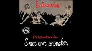 Extremoduro -(5)- Lucha Contigo - Presentacion Somos Unos Animales - 1991