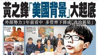 港独黄之锋背景是越裔?香港前特首梁振英苹果日报全版广告取代习总 (478期)