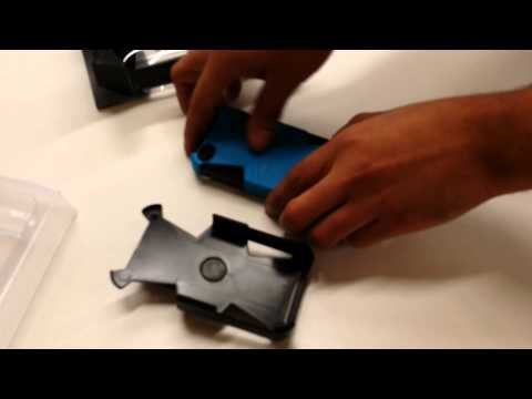 iPhone 4 / 4S Case Review by Ariza Imperial [Dualcom Series] Luxury Designer