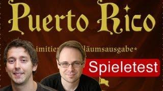 Puerto Rico- Jubliläumsausgabe (Spiel) / Anleitung & Rezension / SpieLama