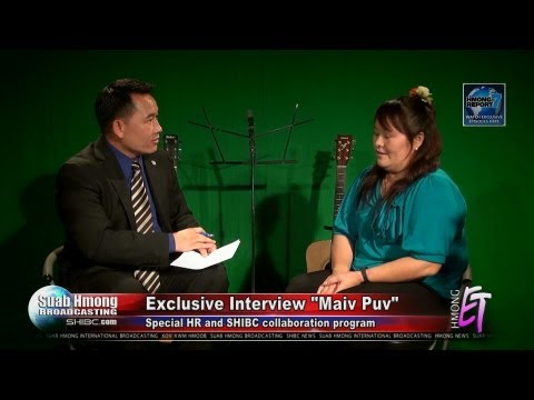Suab Hmong News and Hmong Report:  Exclusive Interviewed
