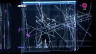 2NE1 MAMA Awards 2011