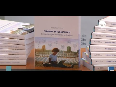 Câmara lança livro sobre cidades inteligentes - 10/03/21