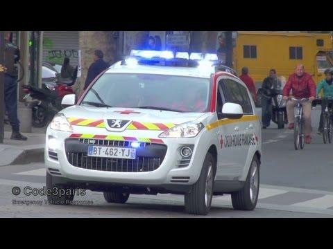 Peugeot 4007 de la Croix Rouge + SPVL 281 // Red Cross Car