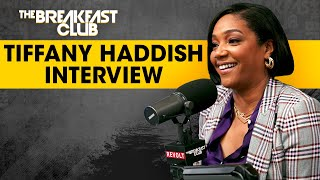 The Breakfast Club - Tiffany Haddish Talks Dating, Smackin' Ass & Bossin' Up On The Breakfast Club