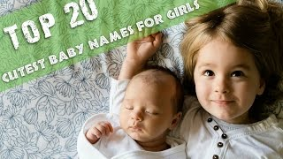Top 20 baby names for girls | Cute-Baby-girl-names-2015-2016