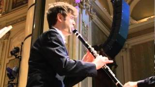 Thorsten Johanns - Mozart Klarinettenkonzert 2. Satz/ Clarinet concerto 2nd movement