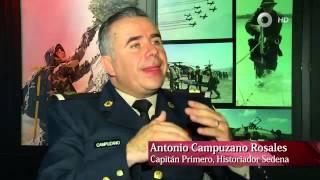 Especiales Noticias - Ejército y Fuerza Aérea Mexicanos. Honor, valor y lealtad