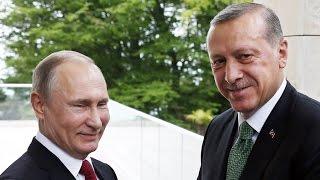 Как Россия и Турция изменят судьбу Ближнего Востока | НАСТОЯЩЕЕ ВРЕМЯ
