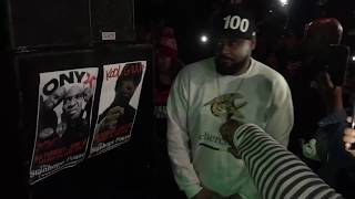 Ghostface Killah - Performs a Couple of hit Songs the Stanhope House 11/05/2017