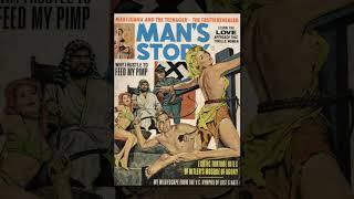 MENS MAGAZINE COVERS 1950s-1970s Rich Vernadeau Productions 2017