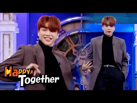 Let's Ask Kang Daniel to Perform! Finally, He is Back [Happy Together Ep 616]