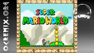 OC ReMix #888: Super Mario World 'Super Mario's Sleigh Ride' [Map 2, Overworld BGM] by The OneUps