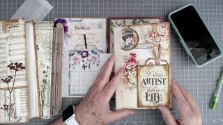 WHAT DO I DO WITH JOURNALS? WANT TO FIND OUT? YOU HAVE TO WATCH MELINA'S  VIDEO