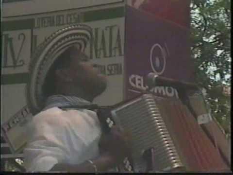 Merengue Festival Vallenato 1997 Omar Geles