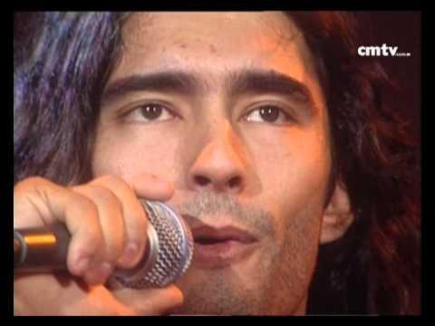 Daniel Agostini video Si me dejas ahora - CM Vivo 2000