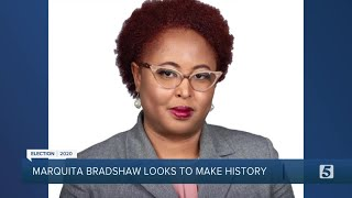 Marquita Bradshaw looking to make history in Tennessee Senate race