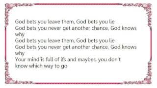 China Drum - God Bets Lyrics