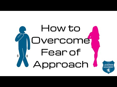 How to Overcome Fear of Approaching a Girl