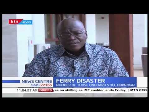 Tanzania ferry tragedy has now hit 150